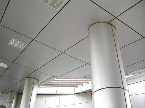 Aluminum composite panel ceiling