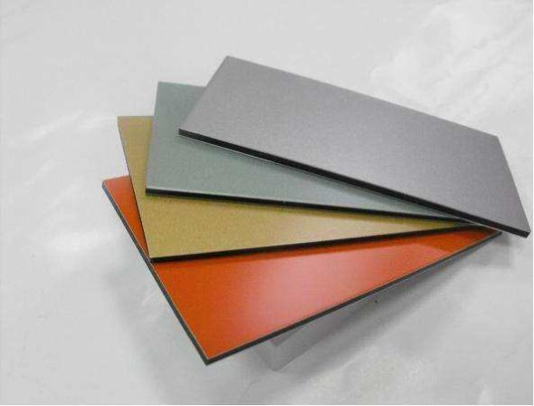 aluminum composite cladding