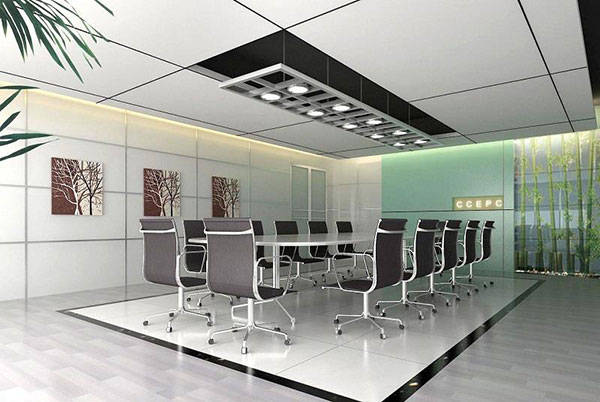 ACP Panel in Interior Decoration