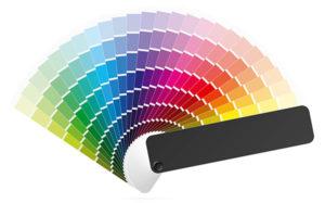 ACM Material color