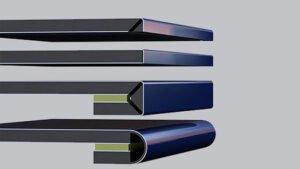aluminum composite panel system