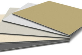 Metallic Aluminum Composite Panel