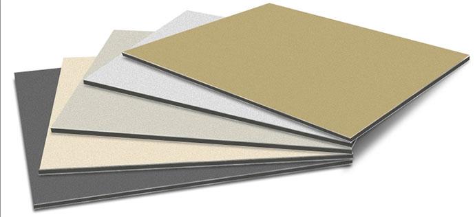 Metallic Aluminum Composite Panel